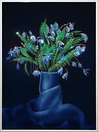 Цветы смайлик
